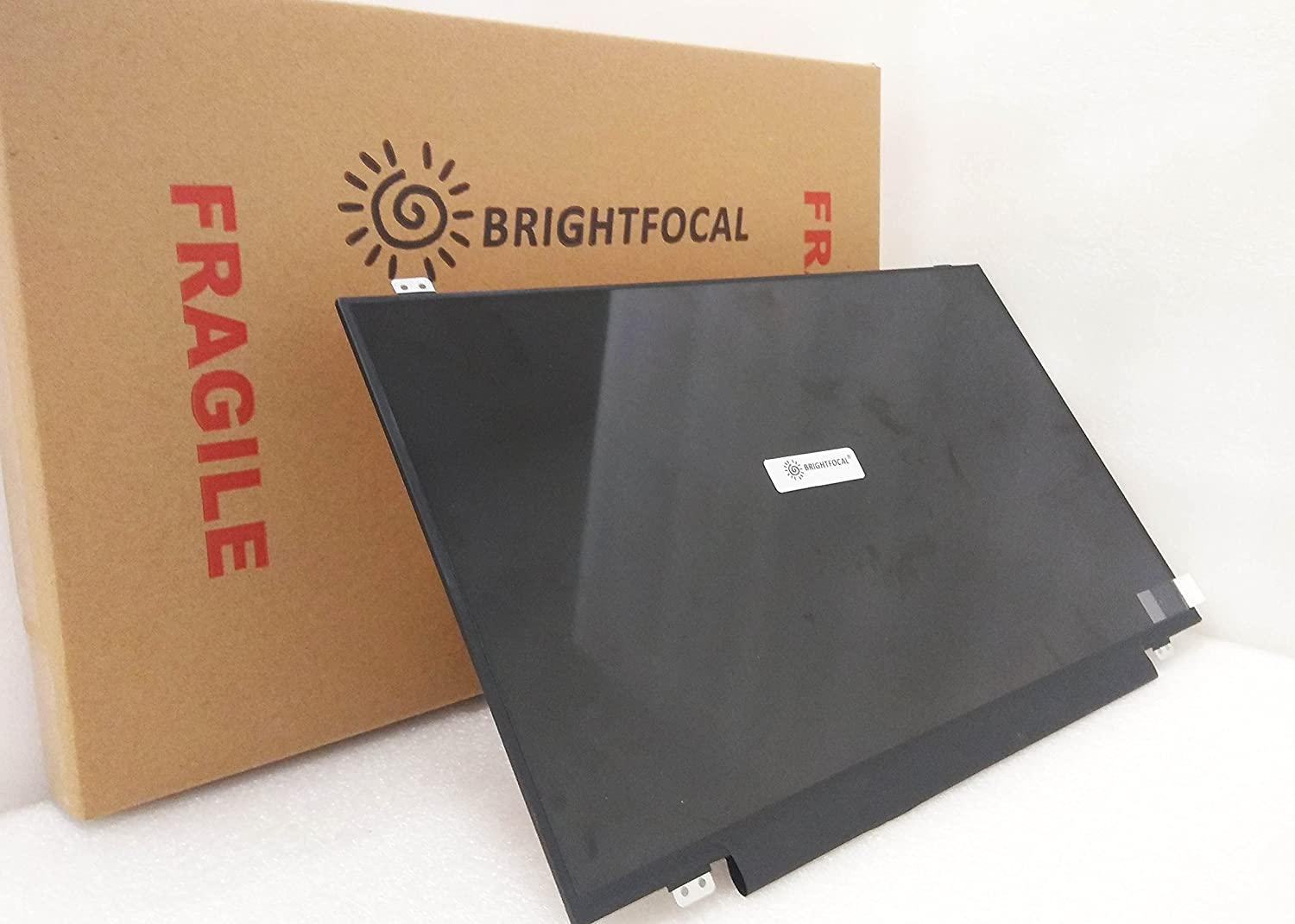 BRIGHTFOCAL New Screen for DELL 95RV7 095RV7 LTN156HL11-D01 Replacement Touch + Digitizer 15.6