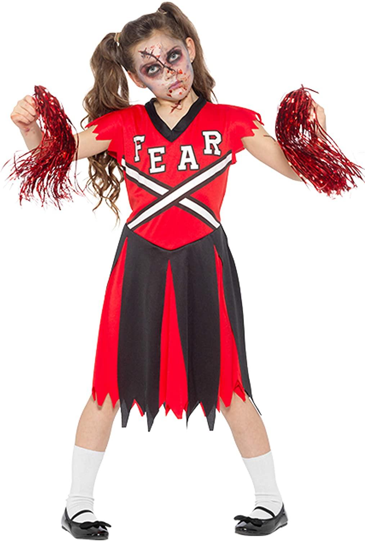 Zombie Fearleader Costume