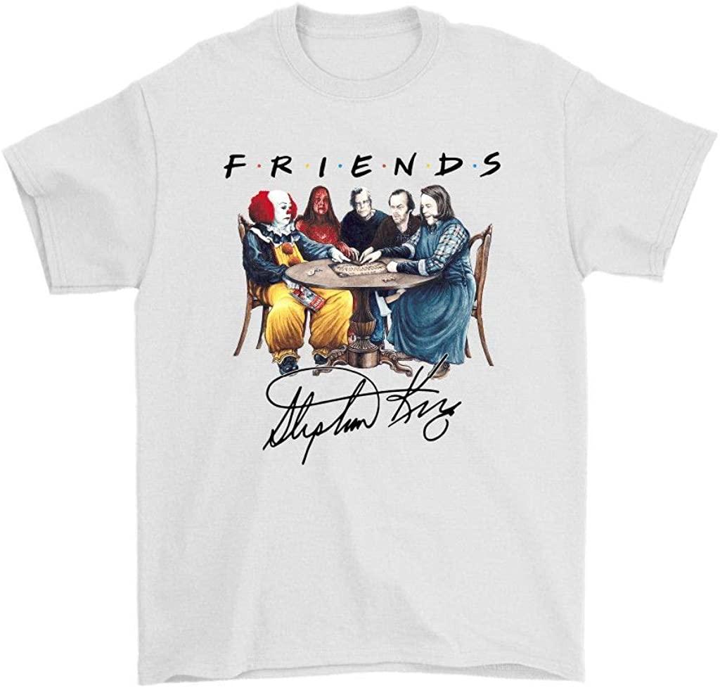 Horror-Friends-Stephen-King-Signature-Shirt