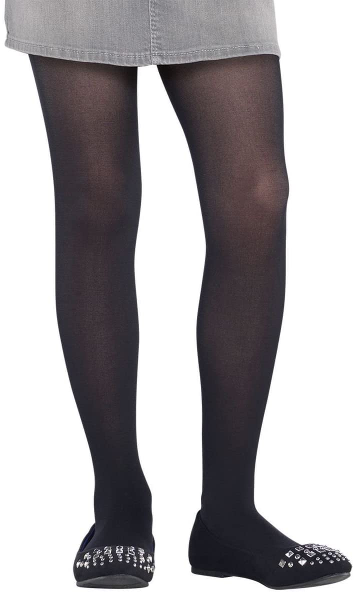 amscan Black Tights - Child M/L