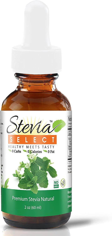 Stevia Select Liquid Sweet Drops, 2 oz