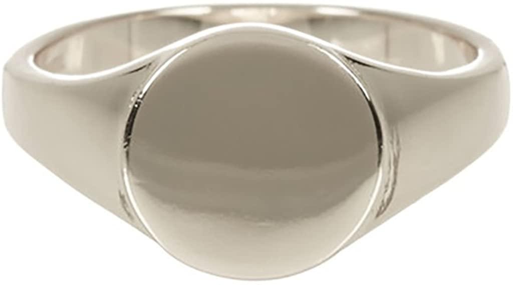 Sterling Forever - .925 Sterling Silver Signet Ring