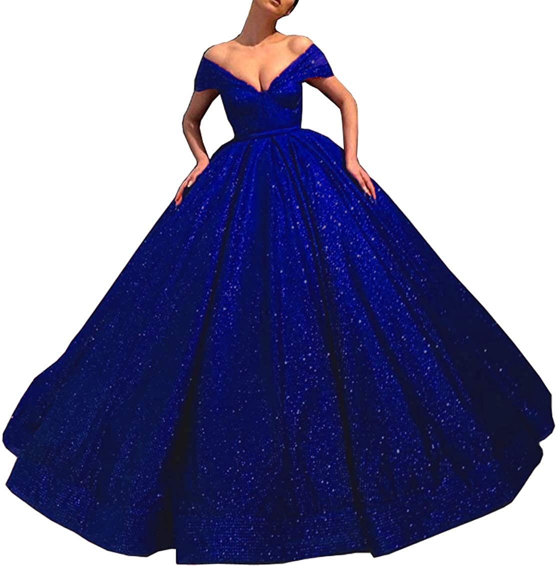 Meijia Handicraft Meijia Prom Dress Strap Evening Ball Gowns For Wedding Me066
