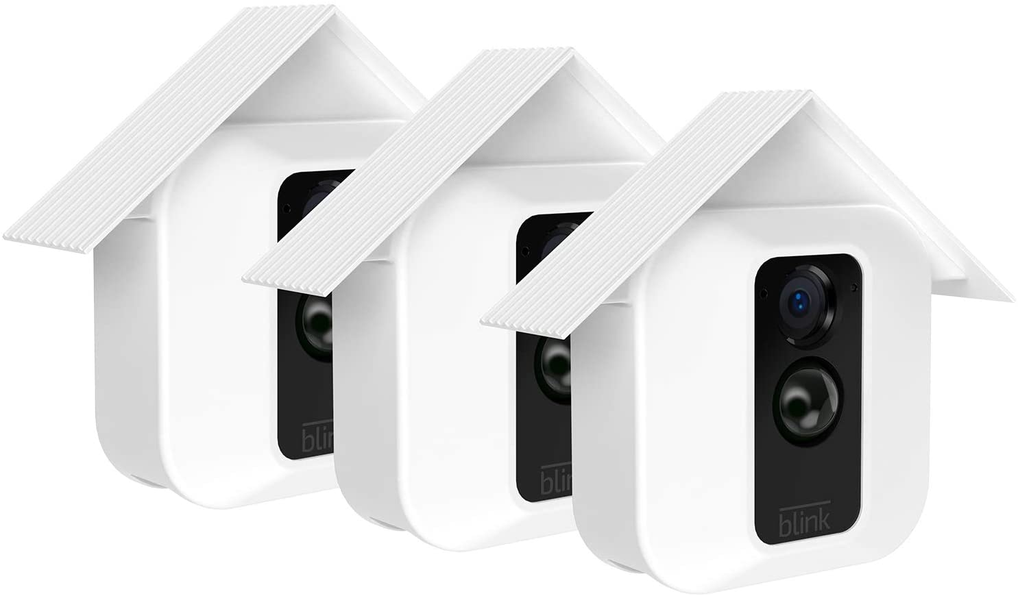 Aobelieve Silicone Cover Skin for Blink XT2 Camera, 3-Pack, White