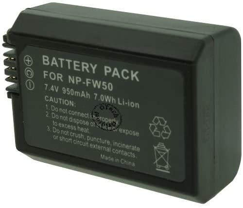 Otech Battery Compatible for Sony NEX-7