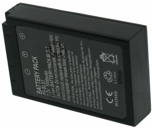 Otech Battery Appareil Photo for Olympus Pen E-PL2 (SI Charger comp
