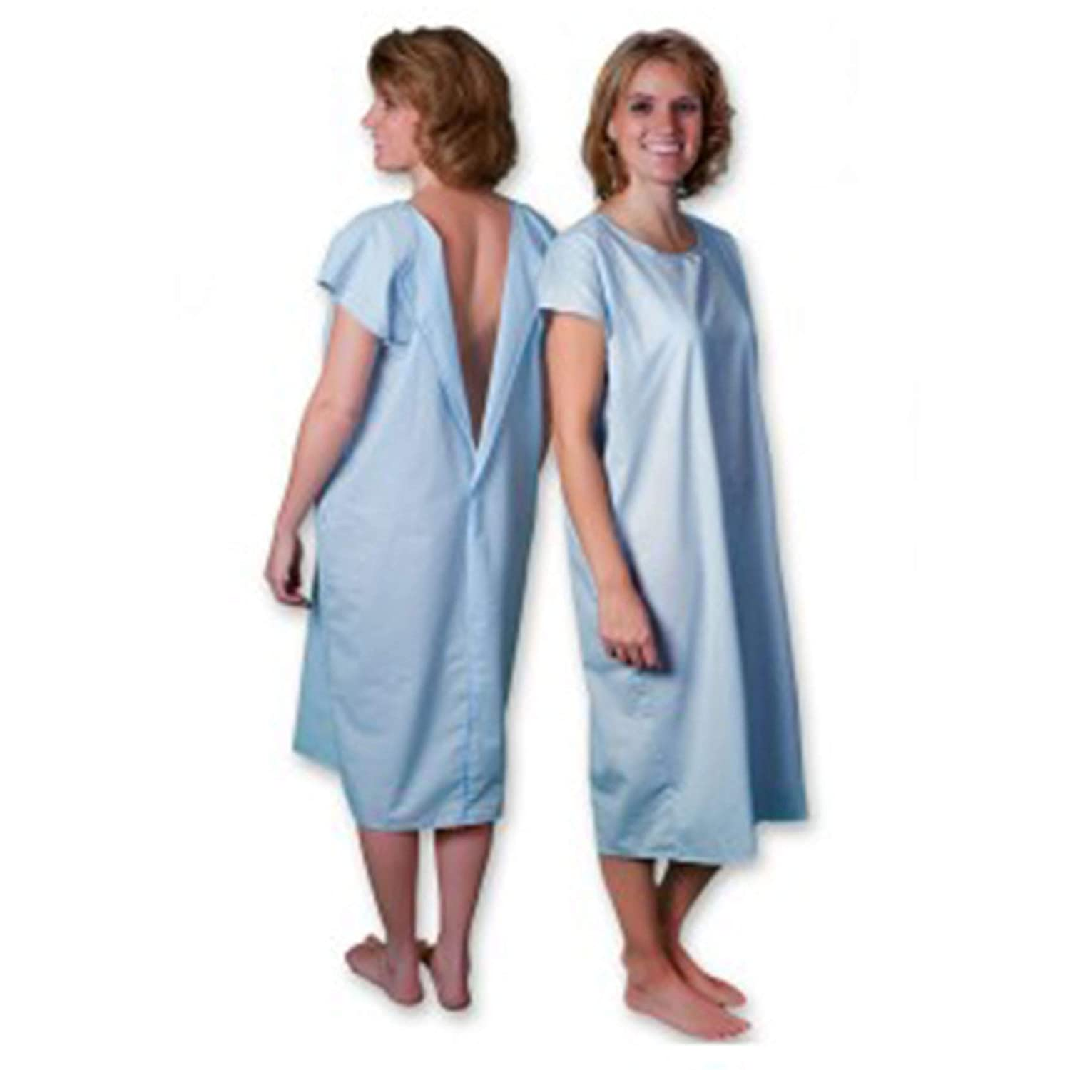 Patient Gown Adaptive Clothing Size: Small