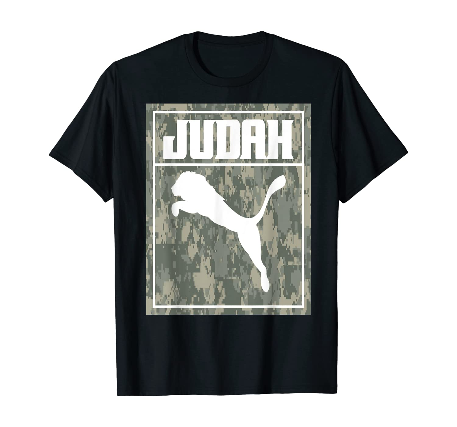Hebrew Israelite Lion of Judah T-Shirt