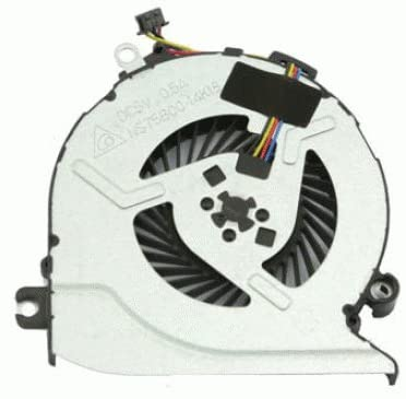 FixTek Laptop CPU Cooling Fan Cooler for HP Pavilion 17-G141DX
