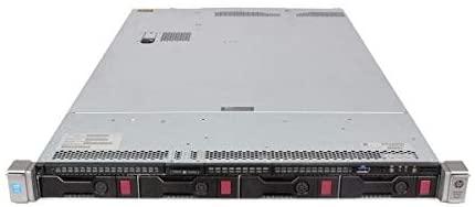 HP Proliant DL360 G9 4 Bays 3.5 Server - 2X Intel Xeon E5-2643 V3 3.4GHz 6 Core - 64GB DDR4 REG Memory - HP P440 2GB 12GB/S Raid Controller - 3.6TB (4X 900GB SAS SED New HDD) - 2X 800W PSU (Renewed)