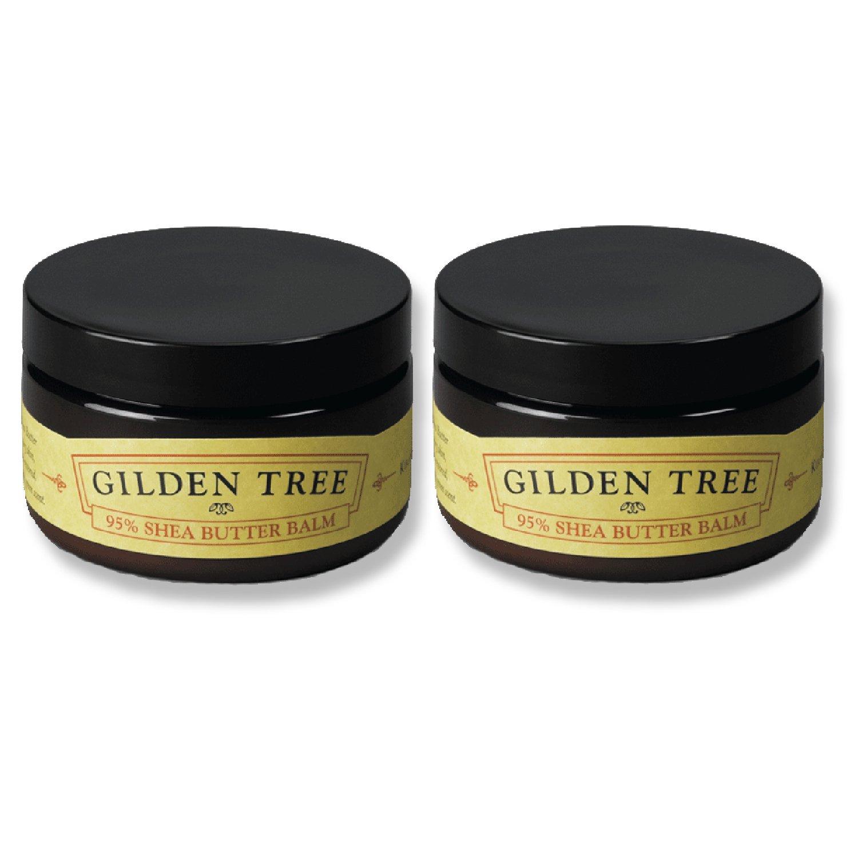Gilden Tree Shea Butter Balm, 4 oz. (Set of 2)
