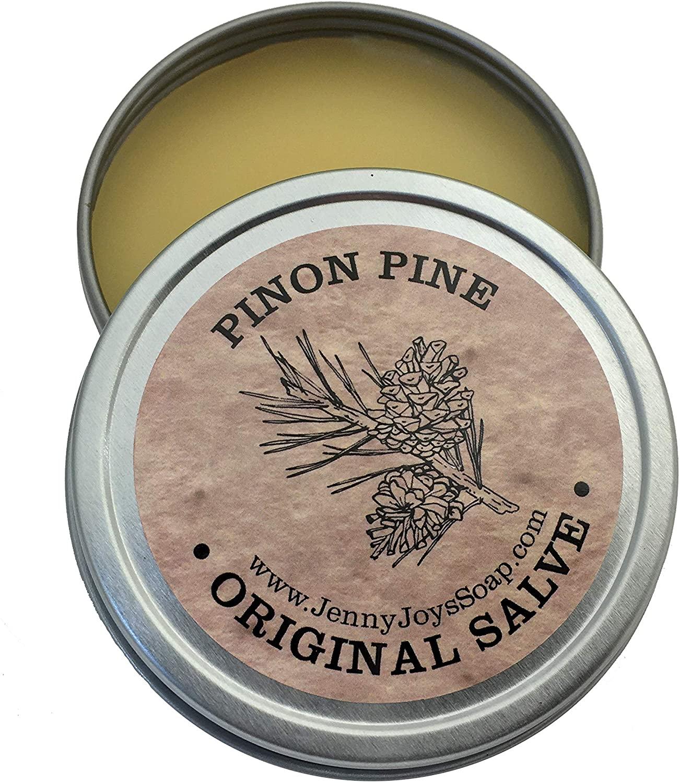 Original Soothing Pinon Pine Salve with Pine Resin from Arizona 2 oz