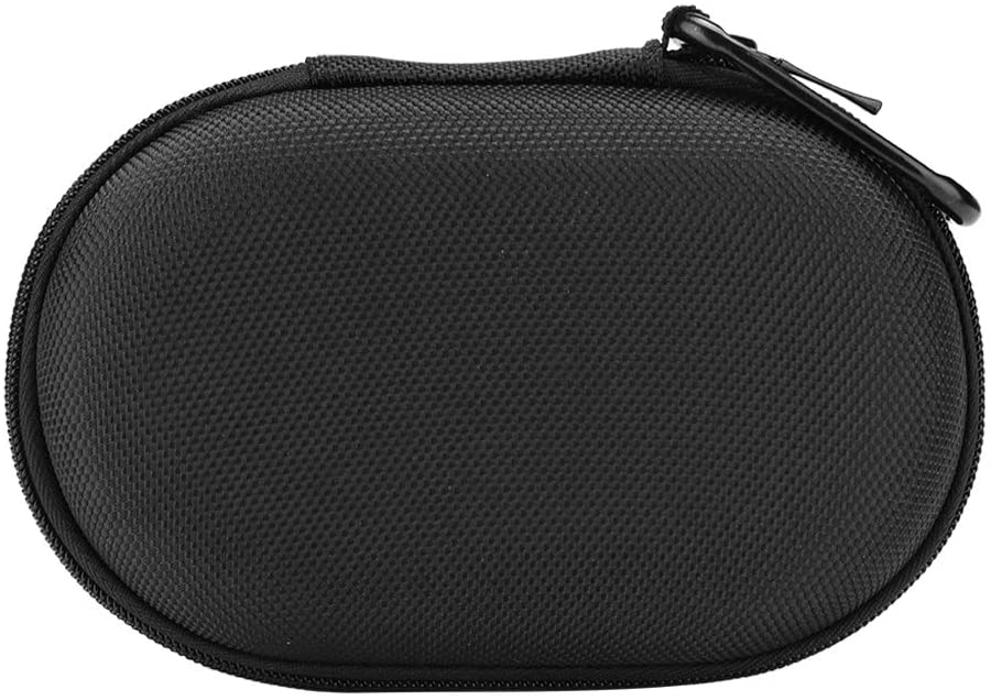 Hard Case Travel Bag for Bluetooth Speaker, Portable Case Nylon Carrying Storage Bag EVA Protective Case for B&O BeoPlay P2 Wireless Speaker