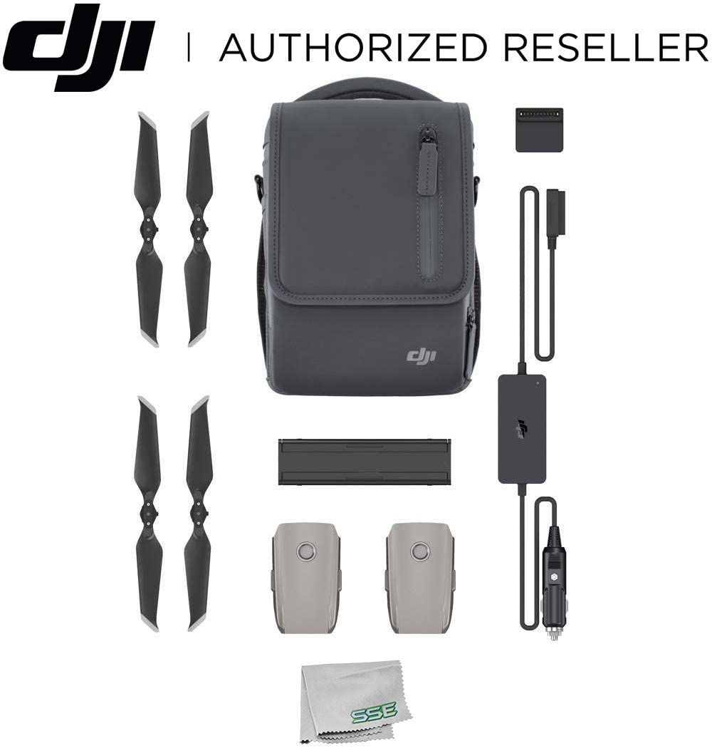 DJI Mavic 2 Fly More Kit for Mavic 2 Pro & Mavic 2 Zoom Accessories Combo Starters Bundle