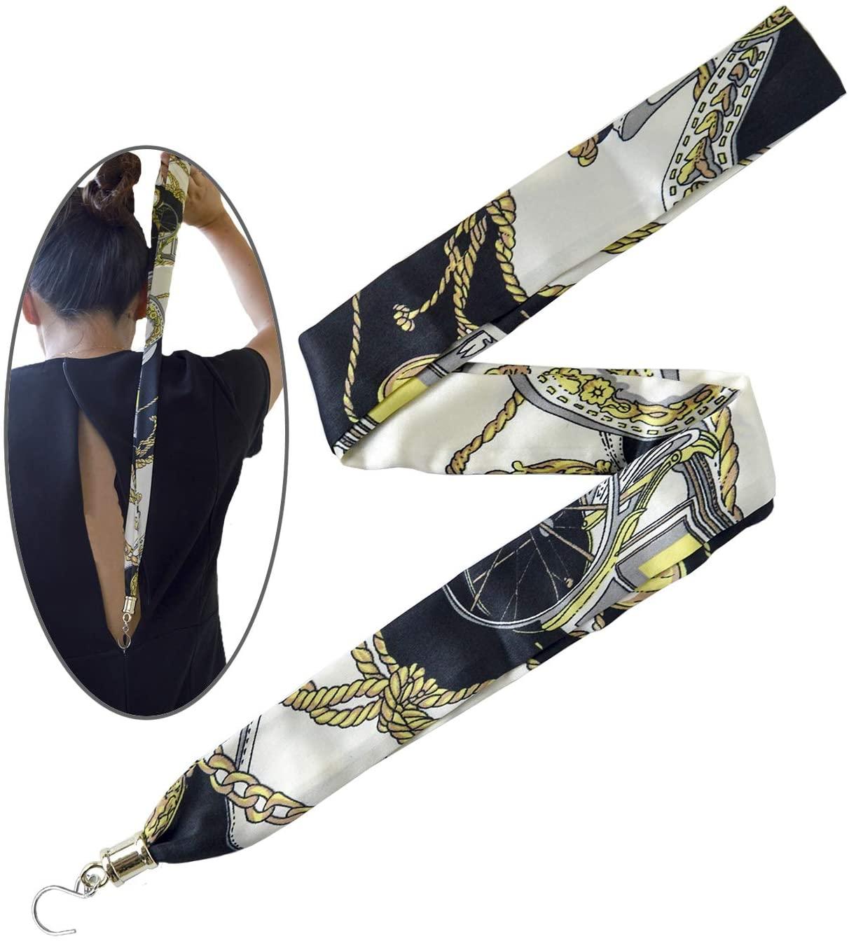 Zipper Puller for Dress Zipper Helper Dresses Zip Up Pulls Unzip Aid Tool Zipping and Unzipping Help