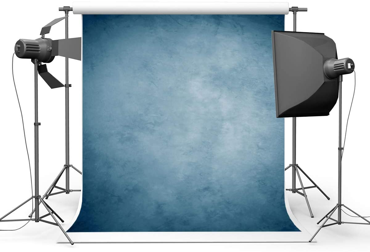 Kate 5x7ft Portrait Backdrop Photography Studio Background Blue Photography Backdrops
