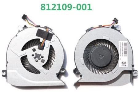 SWCCF New Laptop CPU Cooling Fan for HP Pavilion 17-g192dx 17-g192nr 17-g199nr 17-g199cy 17-g120ds 17-g121ds 17-g128ds 17-g129ds 17-g120cy 17-g121wm 17-g126ds 17-g127cl