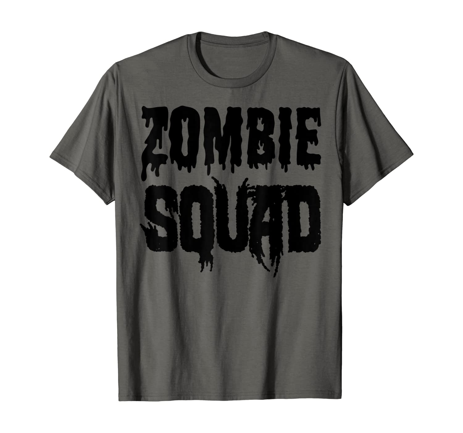 Halloween Zombie Funny Gift - Zombie Squad T-Shirt