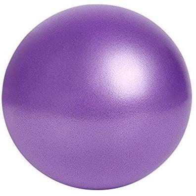 DONGKER Yoga Ball, Exercise Ball Balance Ball Fitness Ball for Pilates, Yoga (Purple)