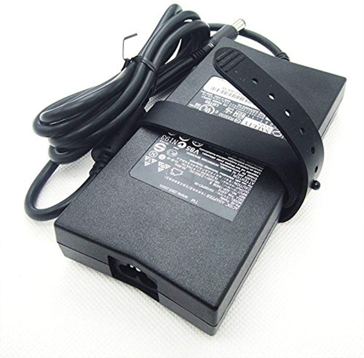New ADP130DB B 19.5V 6.7A 130W DA130PE1-00 Tablet Power AC Charger Compatible with Dell Precision M4400 M4500 JU012 PA-4E Family Laptop Adapter