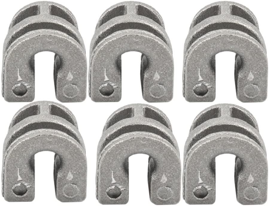 Panari (Pack of 6 Trimmer Head Eyelet Sleeve for Stihl FS90R FS100RX FS110R FS130R FS240R FS90 FS91 FS100 FS110 FS120 FS200 FS250 FS44 FS55 FS80 25-2