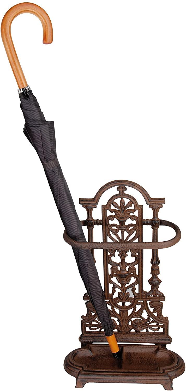Esschert Design LH91 Cast Iron Umbrella Stand