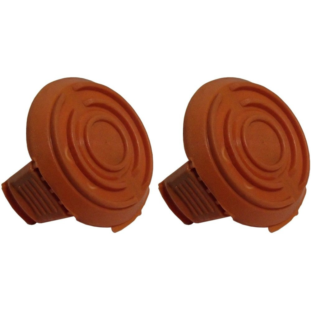 (2 Pack) Trimmer Spool Cap Covers for Cordless Grass Trimmers GT Models
