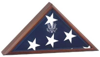 American Laser Engraved Flag Case