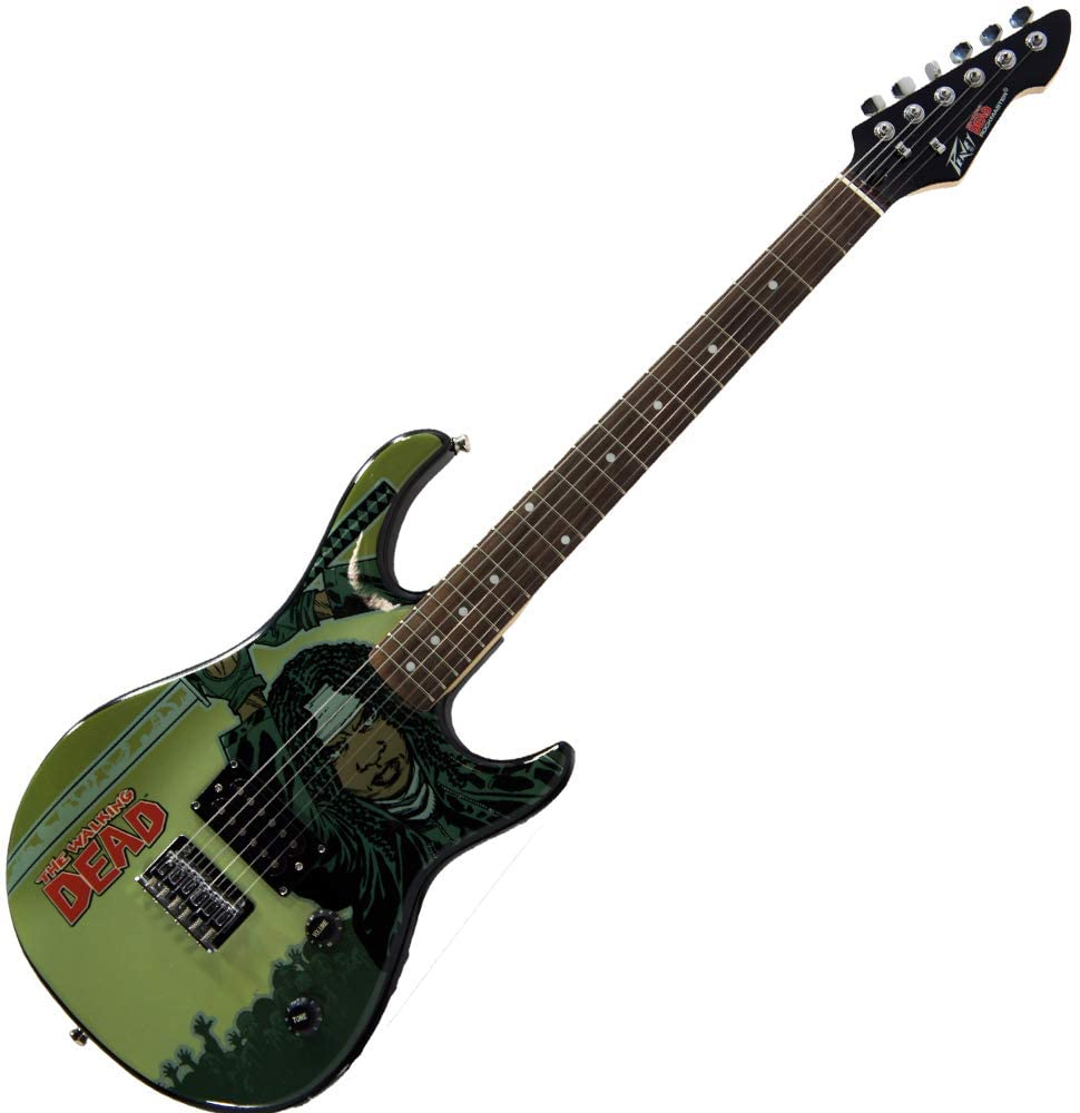 Peavey Walking Dead Michonne 92 Rockmaster Electric Guitar