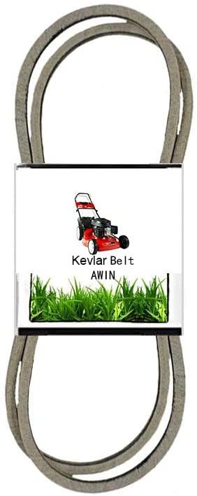 AWIN Lawn Mower Deck Drive Kevlar Belt 5/8