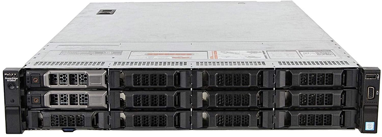 Dell PowerEdge R730XD Server | 2X E5-2660v3-2.60GHz=20 Cores | 192GB RAM | H730 | 2X 500GB SAS (Renewed)