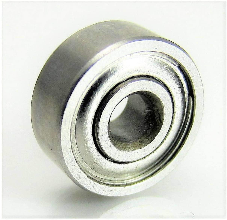 TRB RC (1 3x10x4mm Precision Stainless Steel Ball Bearing, Fishing Reels