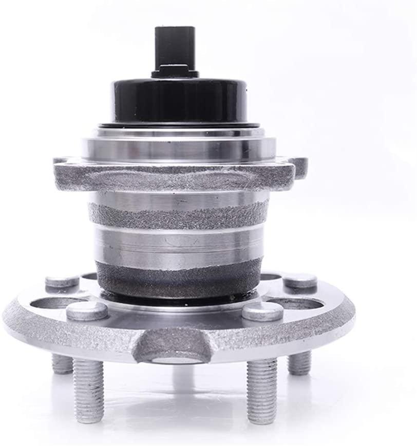 FKG 512280 Rear Wheel Bearing Hub Assembly for 2004-2010 Toyota Sienna FWD, 5 Lugs