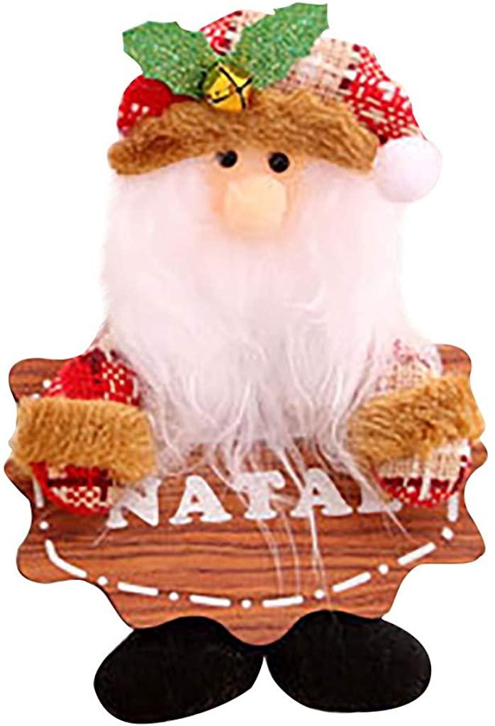 Christmas Ornaments Small Pendants Creative Christmas Decorations Christmas Tree Pendants
