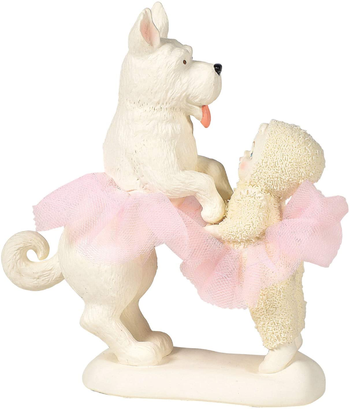 Department 56 Snowbabies Classics Twinkle Toes Figurine, 6.375 Inch, Multicolor