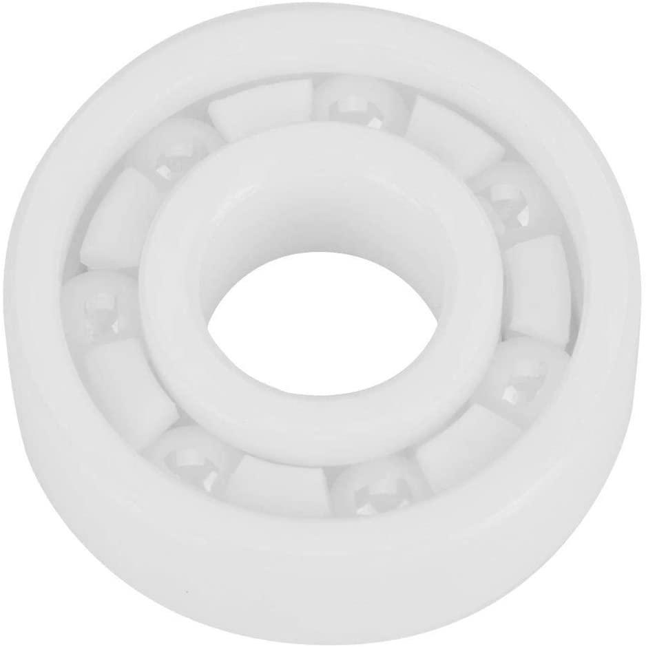 Maxmartt 6000 High Precision Full Ceramic ZrO2 Ball Bearing 10x26x8mm