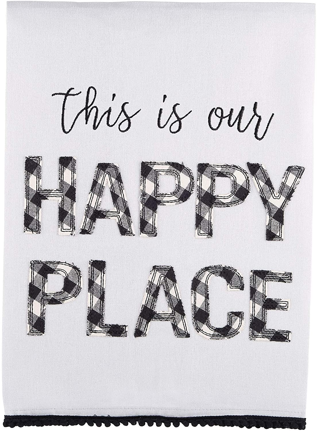 Glory Haus This is Our Happy Place Tea Towel 19