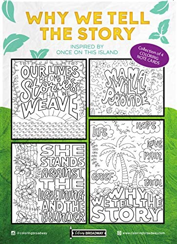 """ONCE ON THIS ISLAND