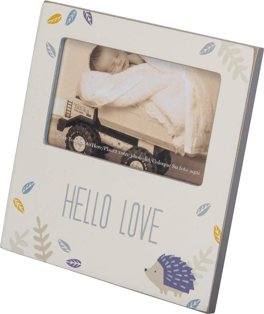 Primitives by Kathy Hello Love Plaque Frame