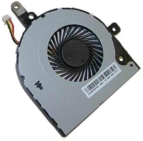SWCCF New Laptop CPU Cooling Fan for Toshiba Satellite C55-B C55D-B C55T-B C55-B5100 C55-B5200 C55-B5300 MF60070V1-C330-G99 DC28000EPS0 AT15H0010C0