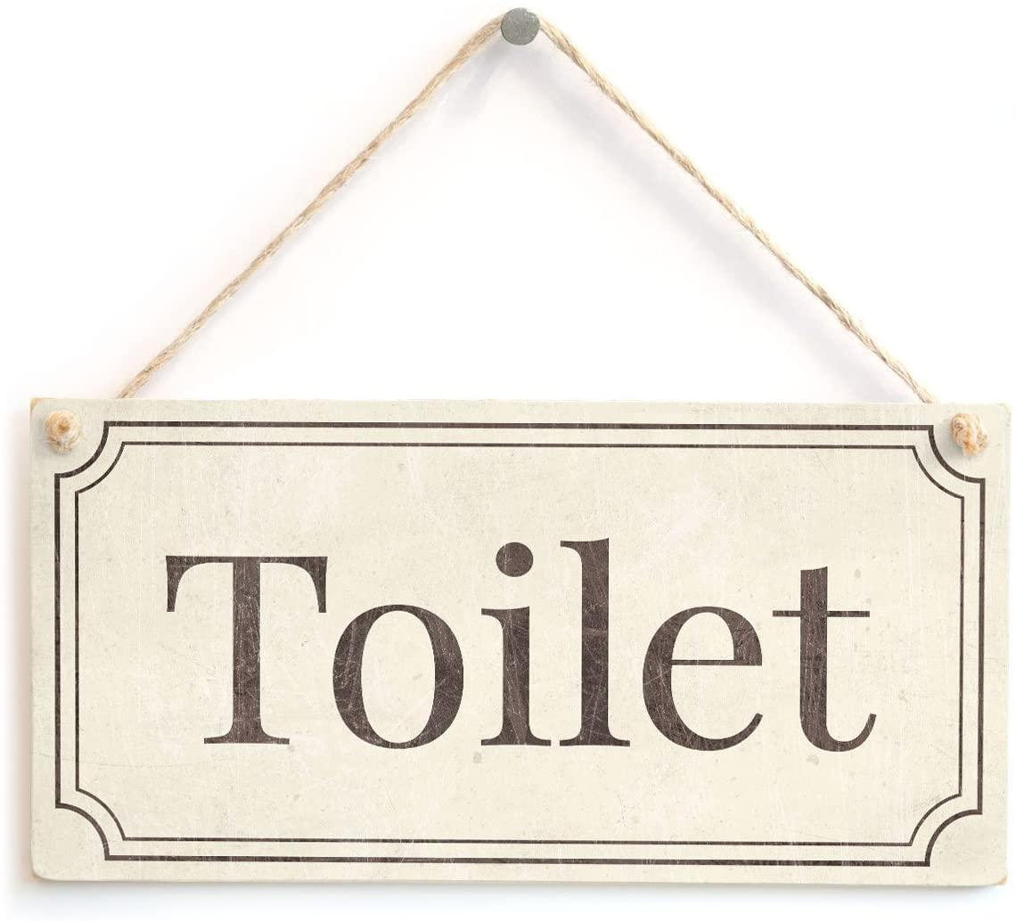 Meijiafei Toilet - Beautiful Toilet Door Plaque/Sign 10