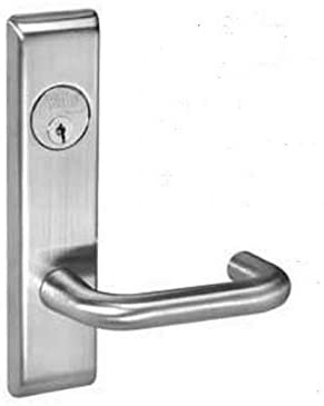 Yale CRCN 8801FL-626 Passage Function Mortise Lock