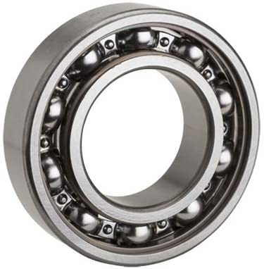 NTN XLS3-1/2AC3 - Radial/Deep Groove Ball Bearing - Round Bore, 3.5000 in ID, 5.0000 in OD, 0.7500 in Width, Open, C3