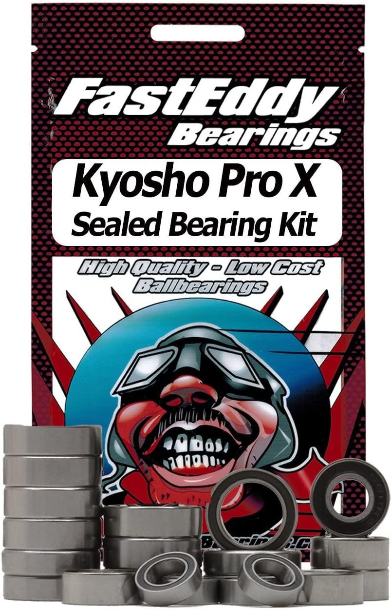 Kyosho Pro X Sealed Bearing Kit