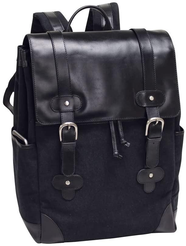 Bellino Maverick Backpack, Black, One Size