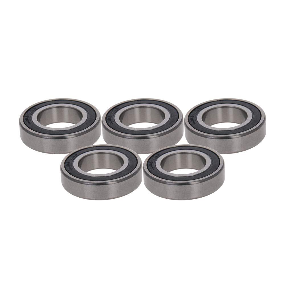 Othmro Sealed Deep Groove Ball Gcr15 Bearing 6306-2RS Bearing 30x72x19 Radial Ball Bearing Steel Bearing Material