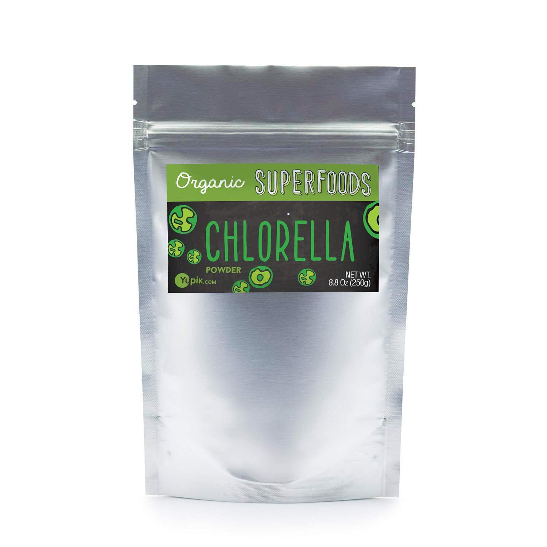 Yupik Powder, Chlorella, 8.8 Ounce