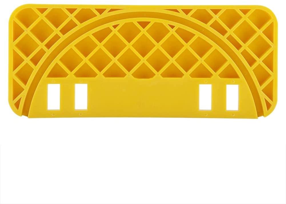 Eastbuy Beekeeping Scraper Tool - ABS Honey Type Bee Keeper Flat Equipment Hive Scraper Tool