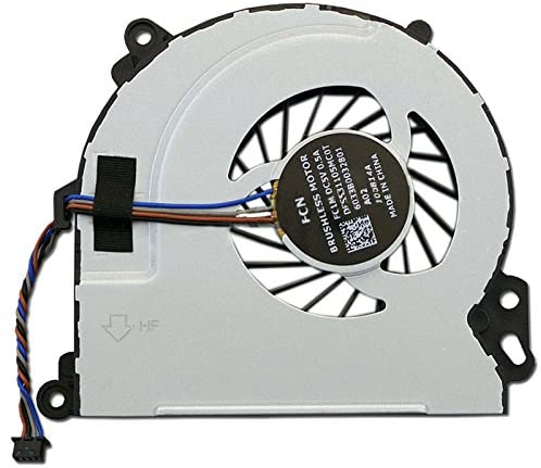 SWCCF New Laptop CPU Cooling Fan for HP Envy TouchSmart 15-j063cl 15-j073cl 15-j150us 15-j152nr 17-j010us 17-j011nr 17-j013cl 17-j017cl
