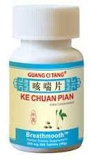 Ke Chuan Pian GUANG CI TANG Serial Chinese Herbs